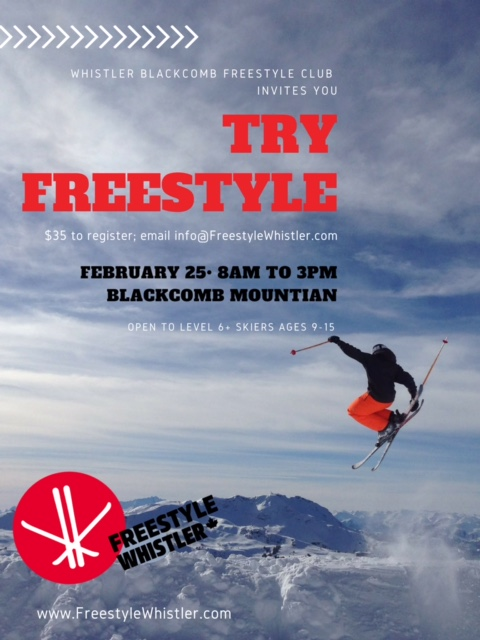 Try Freestyle Monday Feb. 25