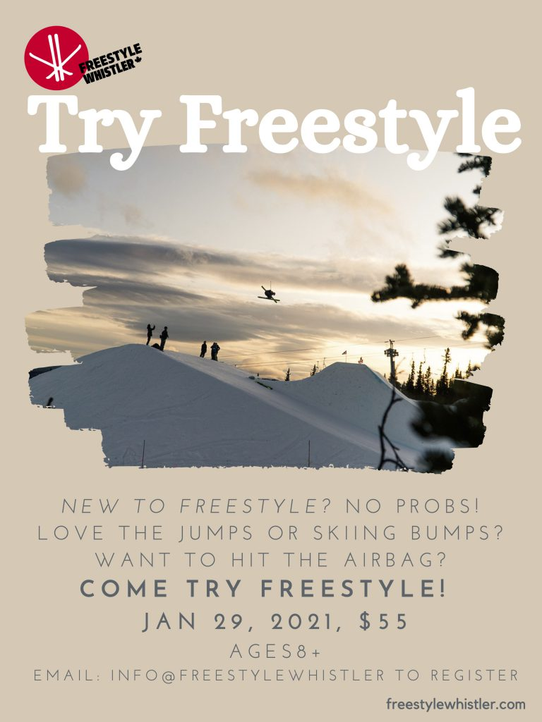 Try Freestyle – January 29th