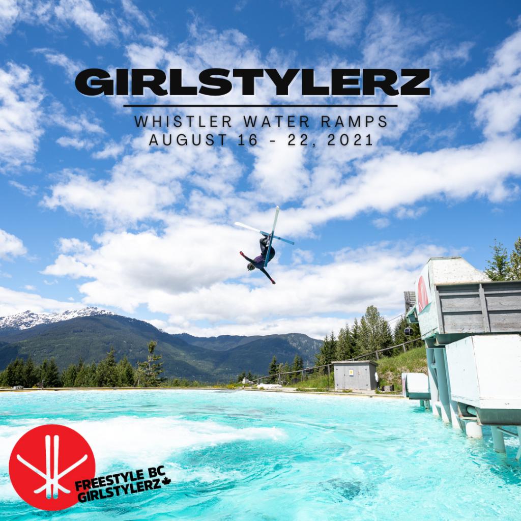 GIRLSTYLERZ WATER-RAMP CAMP: WHISTLER, BC